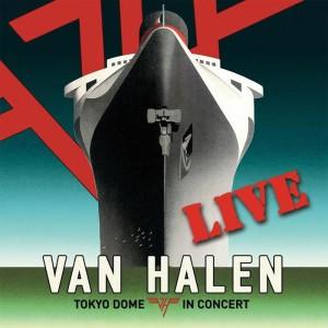 VAN HALEN - Live Album 『TOKYO DOME LIVE IN CONCERT』 Release