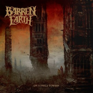BARREN EARTH - New Album 『ON LONELY TOWERS』 Release