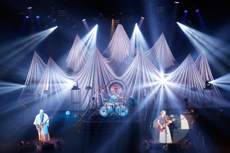 人間椅子 - LIVE DVD / Blu-ray 『苦しみも喜びも夢なればこそ「現世は夢~バンド生活二十五年~」渋谷公会堂公演』 Release