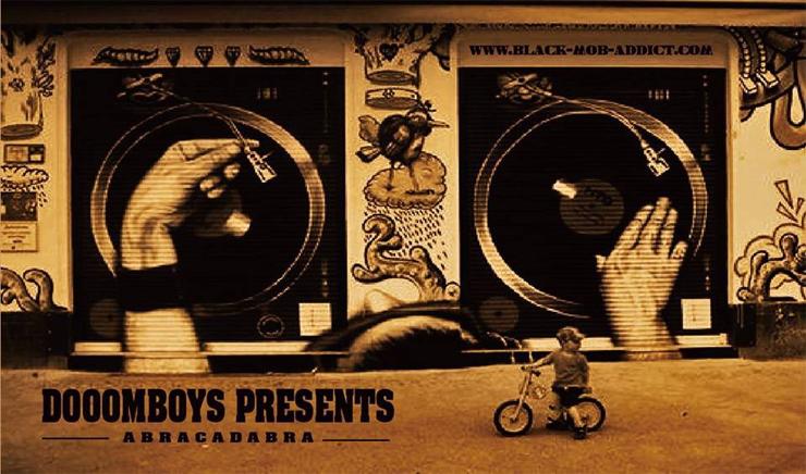 DOOOMBOYS presents [A B R A C A D A B R A] 2015.05.27(Wed) at 渋谷 Lounge NEO