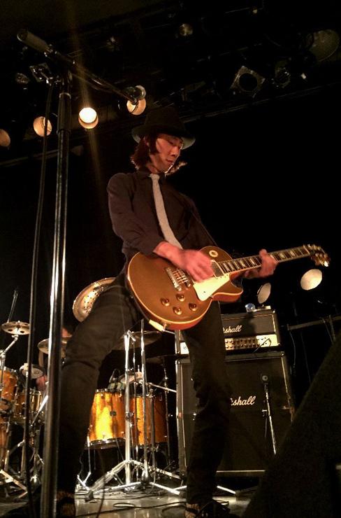 LUNKHEAD ワンマンTOUR 2015 君の街でYeah! ~日比谷野外大音楽堂のチケットを売りに行くツアー~ 2015.05.07 at 代官山UNIT ~REPORT~