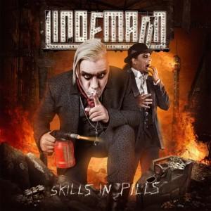 Lindemann - 1st Album『SKILLS IN PILLS』Release