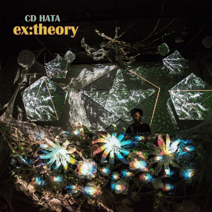 CD HATA - New EP『ex:theory』Release