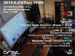 Ableton User Meeting Tokyo Vol.6 – 2015.06.23 (Tue) at 三軒茶屋 Space Orbit