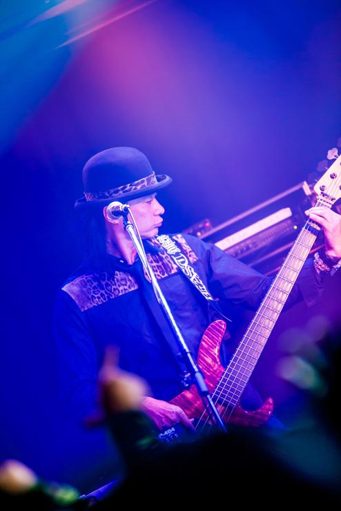 Derailers「A.R.T〜Art Revolution Tour 2015〜」at 渋谷VUENOS -REPORT-