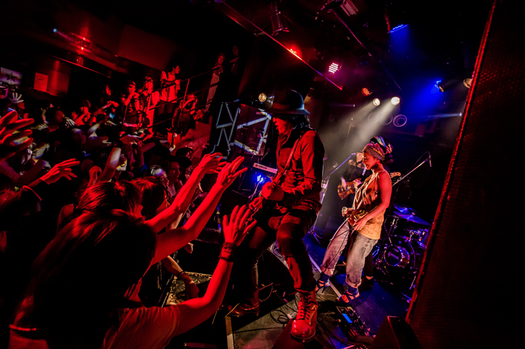 Derailers「A.R.T〜Art Revolution Tour 2015〜」at 渋谷VUENOS -REPORT-