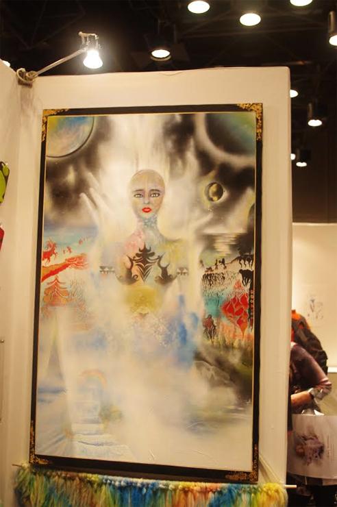 『THE TOKYO INTERNATIONAL ART FAIR』 ( 2015年5月22~23日 at 原宿QUEST HALL ~REPORT~)