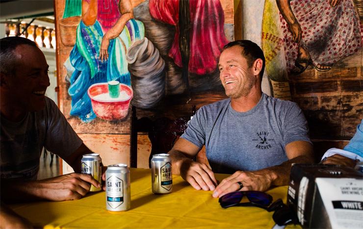 カリフォルニアのクラフトビール【Saint Archer Brewery】よりアパレルライン(SPRING / SUMMER '15)が登場!