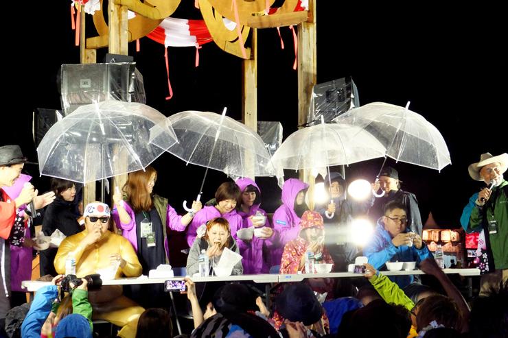 FUJI ROCK FESTIVAL '15 -フジロック前夜祭-(2015.07.23) REPORT