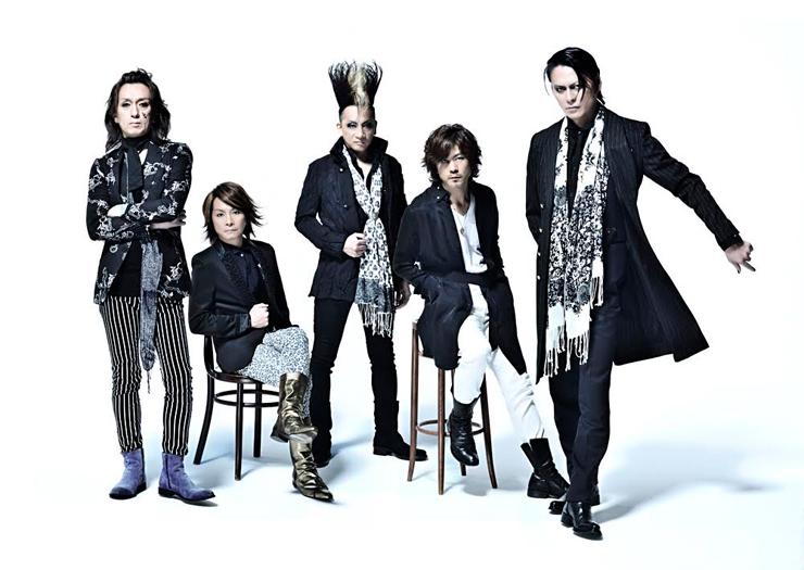 BUCK-TICK『THEDAYIN QUESTION』日本武道館を含む年末ライブ5公演の開催を発表!