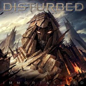 DISTURBED - New Album『IMMORTALIZED』Release / A-FILES オルタナティヴ ストリートカルチャー ウェブマガジン