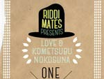RIDDIMATES presents『LOVE&米粒残すな2015』2015.08.08 (土) at 新代田FEVER