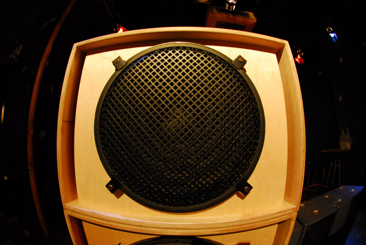 最高音響 SOUND SYSTEM