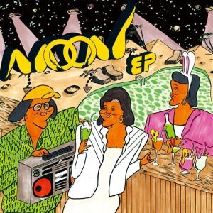 ZEN-LA-ROCK - New EP『MOON EP』Release