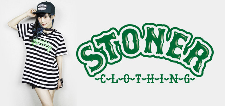 STONER CLOTHING - T-Shirts5種をPICK UP!