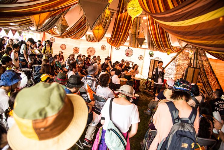 FUJI ROCK FESTIVAL '15 ~フジロック3日目~ (2015.07.26) REPORT