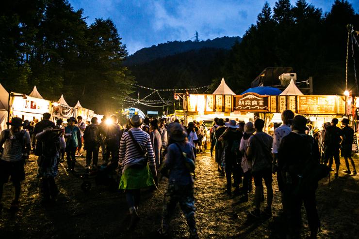 FUJI ROCK FESTIVAL '15 ~フジロック1日目~ (2015.07.24) REPORT