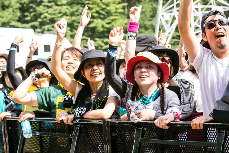 FUJI ROCK FESTIVAL '15 ~フジロック2日目~ (2015.07.25) REPORT