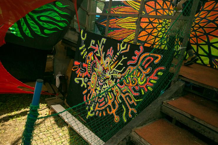 デイ・ドリーミング&サイレント・ブリーズ・ドラゴンドラ~フジロックレポート~ @ FUJI ROCK FESTIVAL '15