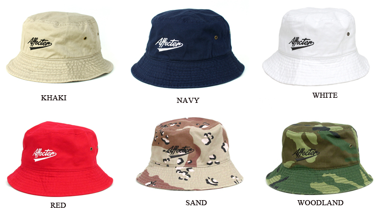 AFFECTER – AFF BUCKET HAT