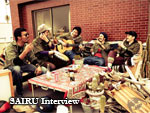 SAIRU インタビュー / A-FILES オルタナティヴ ストリートカルチャー ウェブマガジン