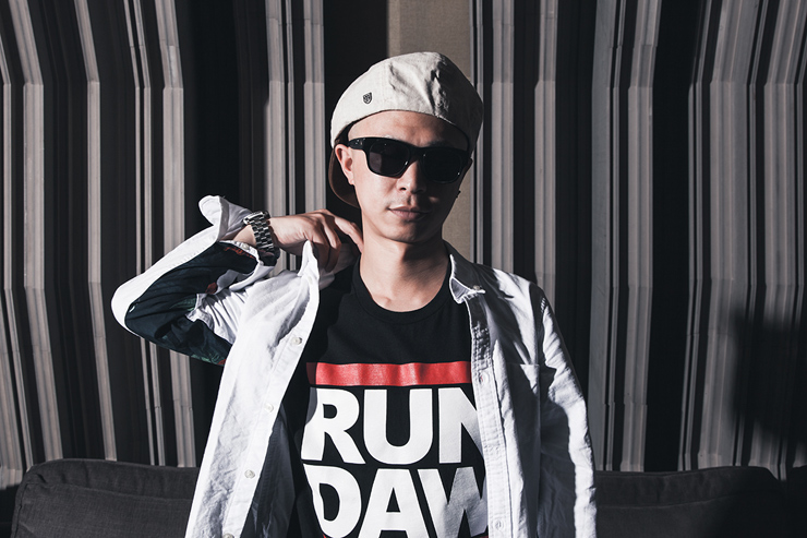 DJ BAKU (KAIKOO) feat. Sh0h (2014 JAPAN BEATBOX CHAMPION) powered by CASIO