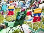 フジロックフェスティバル キャンピングチェアー(椅子)特集 @ FUJI ROCK FESTIVAL '15 / A-FILES オルタナティヴ ストリートカルチャー ウェブマガジン
