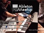 Ableton Meetup Tokyo Vol.1 – 2015.10.27(Tue) at 三軒茶屋 Space Orbit