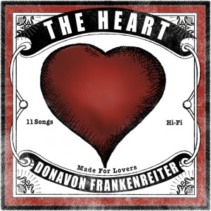 Donavon Frankenreiter - New Album『The Heart』Release