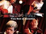 LUNKHEAD – アコースティックBESTアルバム『Very Best of Acoustics』のジャケ写&収録曲発表/初の野音に向けたUst番組も実施。