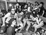 "SKULL SKATES Night ~DUB 4 REASON ""ANARCHY AND DUB"" RELEASE PARTY~ at 町田 Nutty's【REPORT】"