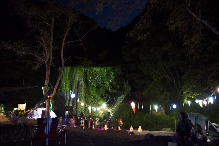 【秘境祭2015】2015.09.20(日)~21(月) at 山梨県小菅村 玉川キャンプ村
