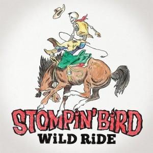 STOMPIN' BIRD - New Album(CD+DVD)『WiLD RiDE』Release