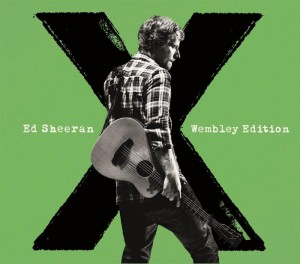 Ed Sheeran - LIVEフィルム『X Wembley Edition(CD+DVD)』