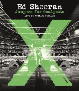 Ed Sheeran - LIVEフィルム『Jumpers For Goalposts(Blu-ray)』