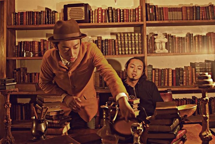 Creepy Nuts(R-指定&DJ 松永) 1st Mini Album『たりないふたり』Release