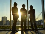 CD HATA & MASARU 『Angel Defense』 リリース記念インタビュー (CD HATA、DJ MASARU、DJ Toru aka HYDRO GENERATOR)