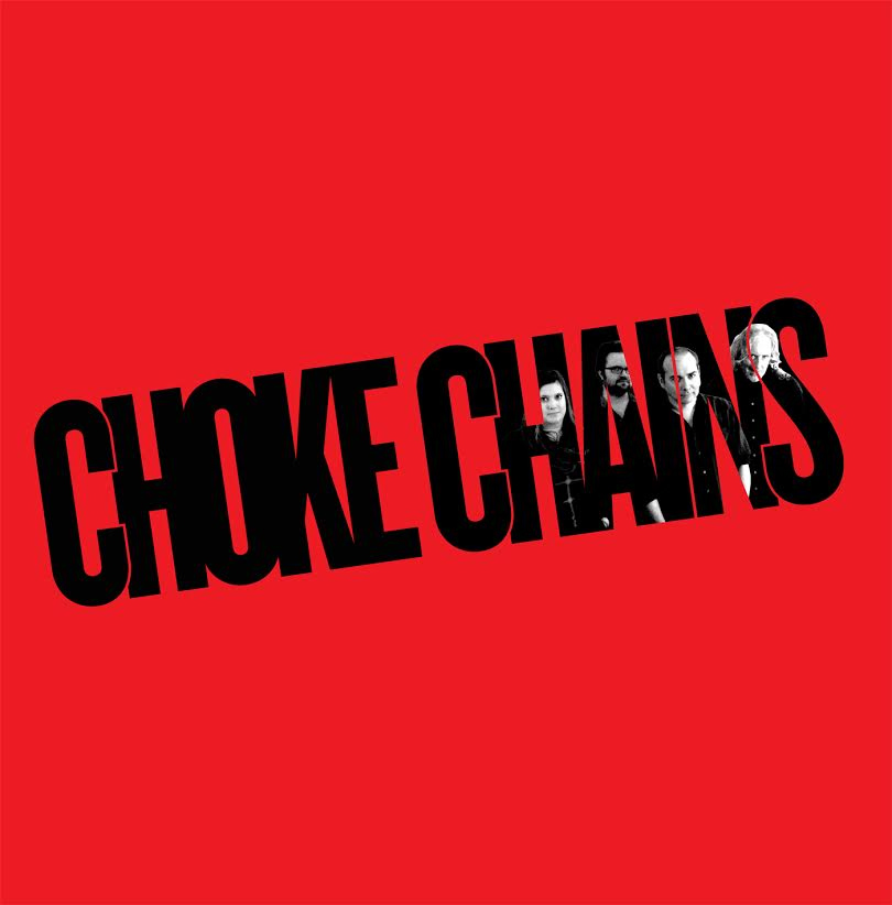 CHOKE CHAINS - New Album『Choke Chains』Release