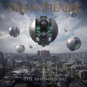 Dream Theater - New Album 『The Astonishing』 Release