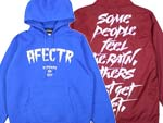 AFFECTER – PICK UP ITEMS (Feel Rain Jacket、MMXII Crewneck & ILLUMINATI Pull Hoodie) / A-FILES オルタナティヴ ストリートカルチャー ウェブマガジン