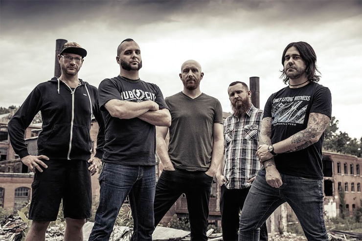 Killswitch Engage - New Album 『Incarnate』 Release