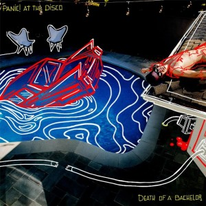 Panic! At The Disco - New Album 『Death Of A Bachelor』 Release