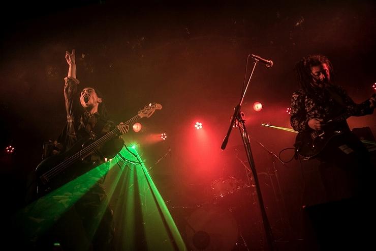Dub 4 Reason - 粋響-suikyo-Vol.3@ 新代田FEVER (2016.01.31) REPORT