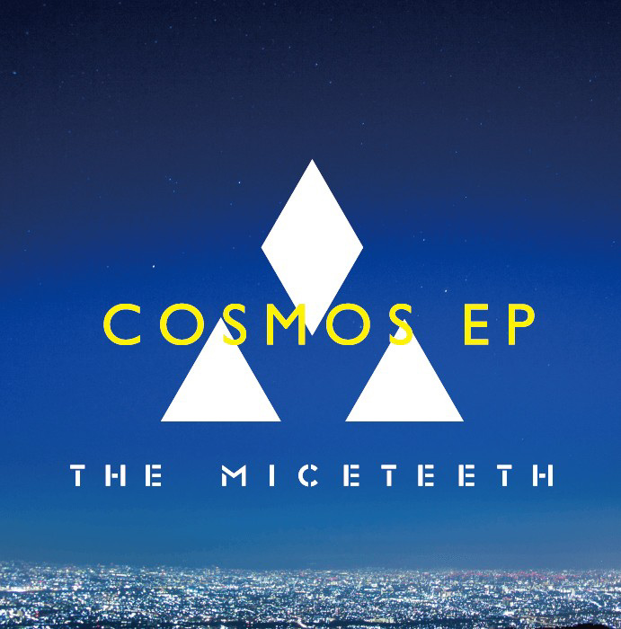 Cosmo Ep Pentagon: THE MICETEETH – NewEP 『COSMOS EP』 Release