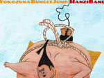 HANZI BAND - 1st Album 『横綱バンジージャンプ』 Release / A-FILES オルタナティヴ ストリートカルチャー ウェブマガジン