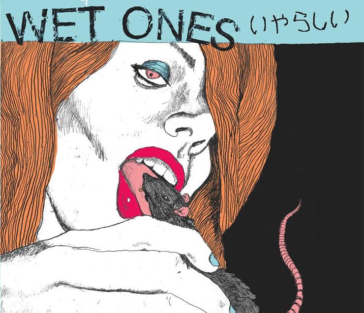 WET ONES - New Album 『Wet Ones』 Release