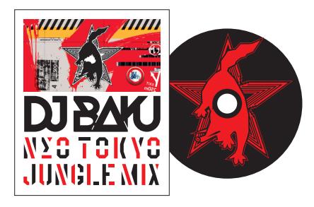 DJ BAKU STRICTRY JUNGLE MIX