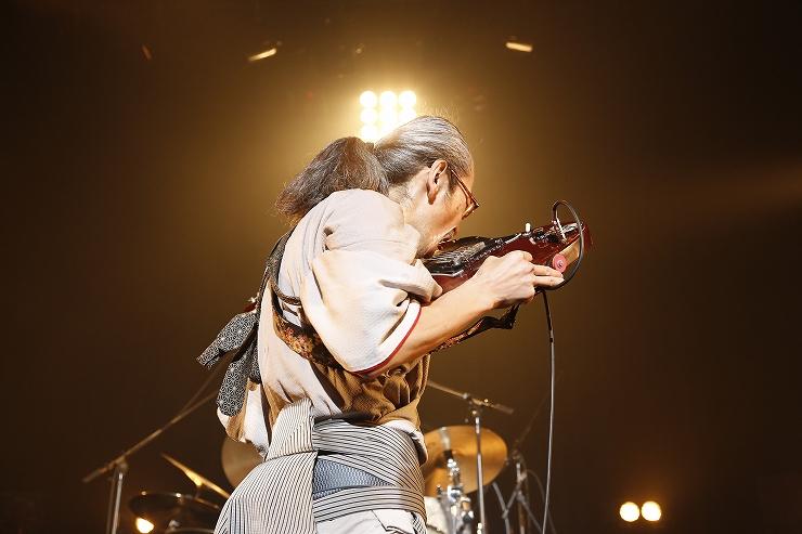 人間椅子 - 怪談 そして死とエロス ~リリース記念ワンマンツアー~[ファイナル](2016.03.19) at 赤坂BLITZ ~REPORT~