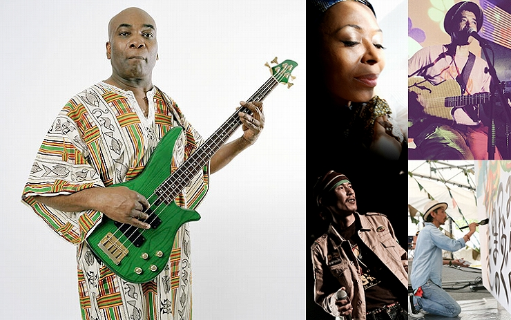 DENNIS BOVELL SPECIAL BAND feat.CARROLL THOMPSON, PJ,PAPA U-Gee,Kads MIID