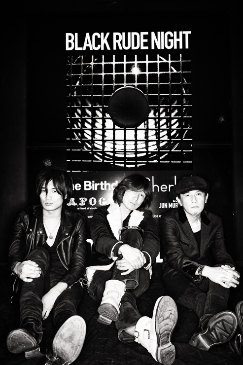 BLACK RUDE NIGHT Photo Exhibition : 2016年3月12日(土)~5月8日(日) at RUDE GALLERY TOKYO
